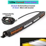 Top 10 Best LED Light Bar For Off-Road in 2021 Reviews