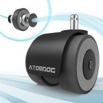 Top 10 Best Replacement Caster Wheel for Office Chair in 2021 Reviews