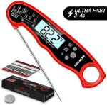 10 Best Digital Food Thermometer in Review